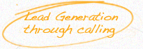 Lead Generation through calling